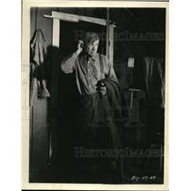1932 Press Photo Actor Will Rogers from Too Busy To Work - mjq00396