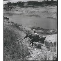 1959 Press Photo Pan American Games