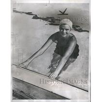 1939 Dorothy Evans Press Photo - RRR68263