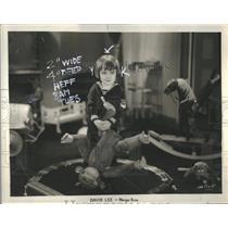1929 Press Photo David Lee American Basketball Golden - RRR82569