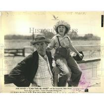 """1937 Press Photo """"Can This Be Dixie?"""""""