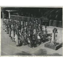 1930 Press Photo Julie Kellar