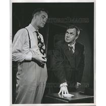 1949 Press Photo Michael Stanley in Death of a Salesman