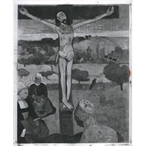 1931 Press Photo Art Product Process Items One Sense