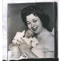 1960 Press Photo Jane Withers Santa Monica Kenneth