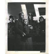 1943 Press Photo of Dorris Bowdon