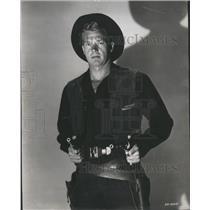 1949 Press Photo Show Adventure Role Actor Television
