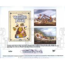 2002 The Many Adventure Of Winnie Pooh Press Photo
