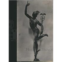 1912 Press Photo Mercurio (Giovan Bologna) - RRR97893