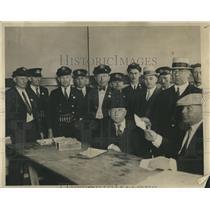1932 Press Photo Ashland Street Buren Carmen Wagner - RRR12235