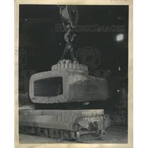 1962 Press Photo Stearns Deep Field Magnet
