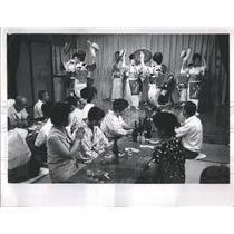 1964 Press Photo Tokyo Night Club Wednesday - RRR27749