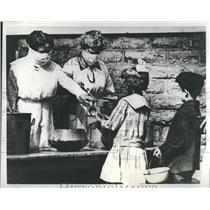 1978 Press Photo Influenza US Historic 1918