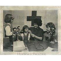 1964 Press Photo American Red Cross