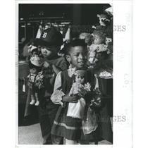 1985 Press Photo Blue Cross