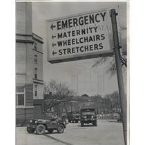 1966 Press Photo The National Guard - RRR50779