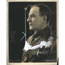 1922 Press Photo Jas K. Hackett Director General of Cam - RRR72885