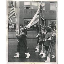 1937 Press Photo Peoria American Legion Parade - RRR95515