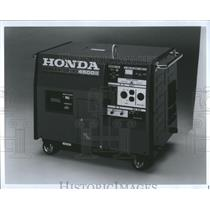 Press Photo Powerful Electric Generator Battery Current