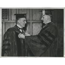 1934 Press Photo University