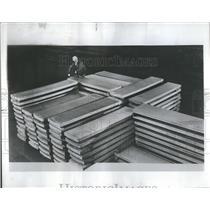 1965 Press Photo Ductile Metal High Thermal Atomic