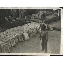 1915 Press Photo Thermal Chemical Element Symbol Latin - RRR90323