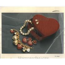1993 Press Photo Jewellery