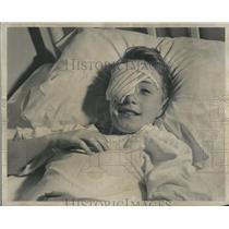 1947 Press Photo Richard Hinson Royal Oak FPark General - RRR93997