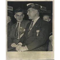 1939 Press Photo Paris Palros Greece Harry Mauricides - RRR97591