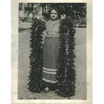 1929 Press Photo Paprika