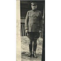 1936 Press Photo Charles Warren Capitalist Diplomat