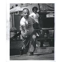 1982 Press Photo Creative Director Berlin GermanyDesign