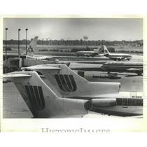 1985 Press Photo O Hare International Airport chicago - RRR21445