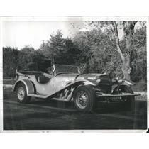 1966 Press Photo Excalibur SS