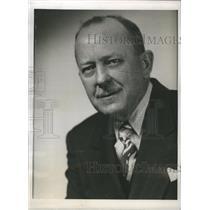 1949 Press Photo Ford Motor Company Robert Schroeder - RRR53193