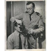 1946 Press Photo Aviators