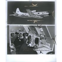 1976 Press Photo Lockheed Flight Canadian CPIYO - RRR69057