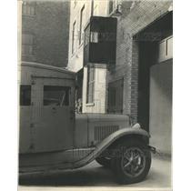 1938 Press Photo PillboxBuilding 711West Monroe Street