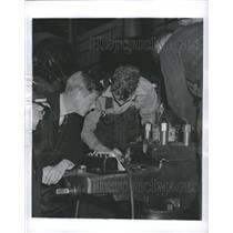 1941 Press Photo Variout Brooklyn Navy Yard Duke
