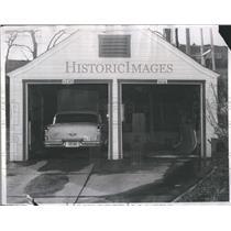 1956 Press Photo Signs of Harmony