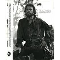Press Photo Tommy Lee Jones in Nate and Hayes - orp21390