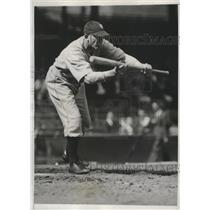 1935 Press Photo Detroit Tigers pitcher Vic Sorrell, American League star
