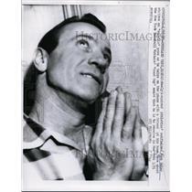 1960 Press Photo Athletics' outfielder Hank Bauer to get Good Guy award
