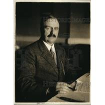 1918 Press Photo Judge John F Hylan Mayor New York