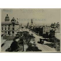 1927 Press Photo Durban Natal, South Africa - nef39014