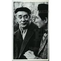 1964 Press Photo Lev Landau a Soviet Physicist & Laureate of the Nobel Prize.