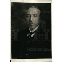 1921 Press Photo Premier W.M Hughes of Australia - nef48840
