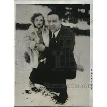 1934 Press Photo Chauffer Ludwig Neumeyer Feared Nazi Victim - nef35192