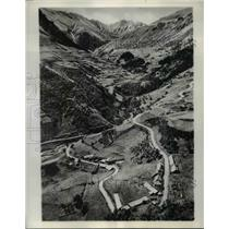 1942 Press Photo Eastern Anatolia-Turkey - orb96199