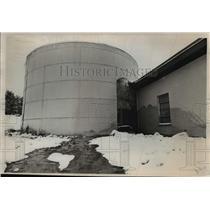 1969 Press Photo Fanno Creek sewage plant - orb98195